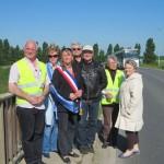 4 juin 2013 sur le pont de Mauchamps