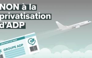 Rejet de la privatisation d'Aéroports de Paris par le Sénat : le combat du groupe Ensemble l'Ile-de-France continue! 02-2019 - azzaz.fr